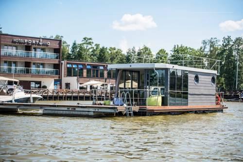 Apartboat - luksusowa jednostka pływająca